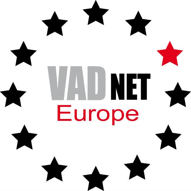 VADNET Logo white background
